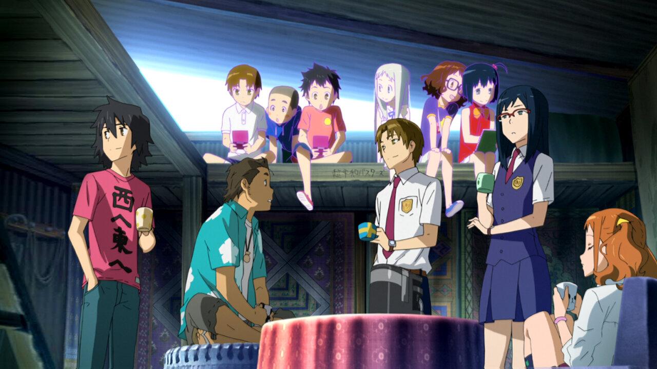 Anime Sad Ending